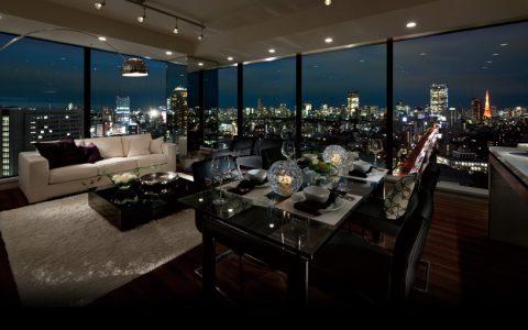 ラ・トゥール渋谷:モデルルーム